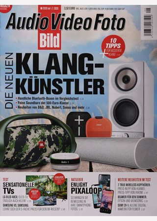 AUDIO VIDEO FOTO BILD OHNE DVD