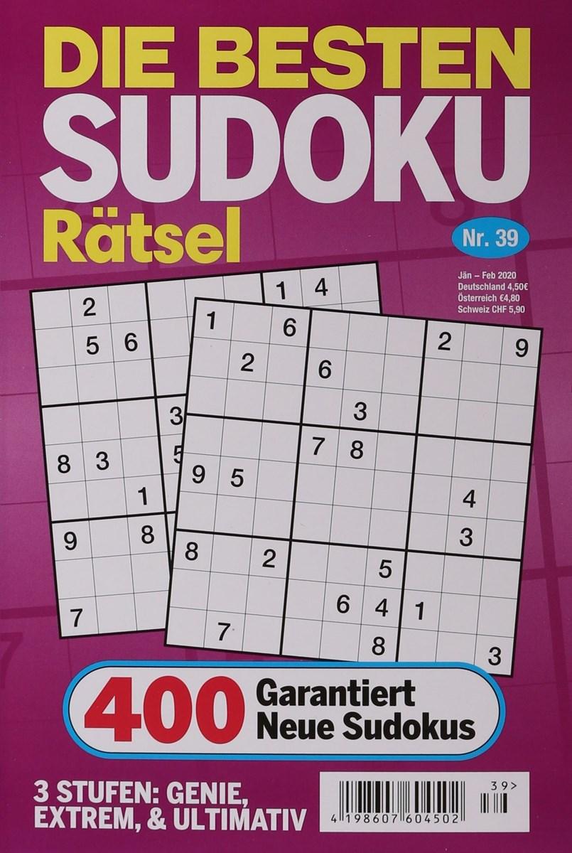 Sudoku Tagesrätsel