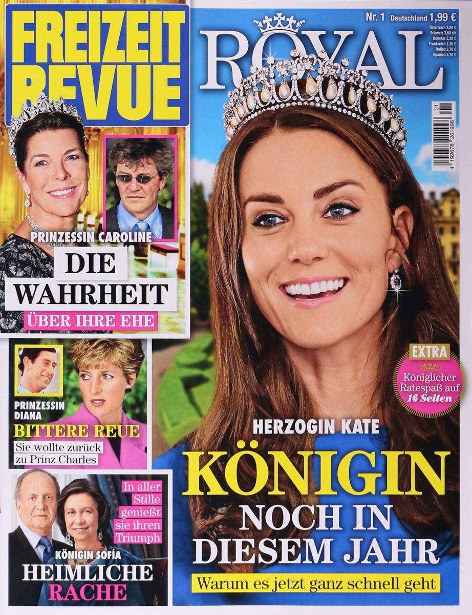 Freizeit Revue Royal 1 2021 Zeitungen Und Zeitschriften Online