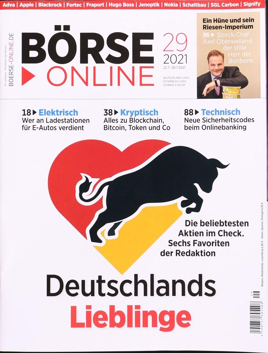 BÖRSE ONLINE 8/8   Zeitungen und Zeitschriften online